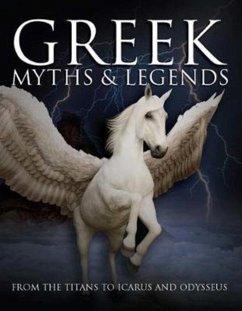 Greek Myths - Dougherty, Martin J