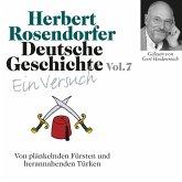 Deutsche Geschichte. Ein Versuch Vol. 07 (MP3-Download)