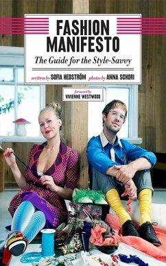 Fashion Manifesto (eBook, ePUB) - Hedström, Sofia