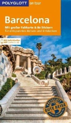 POLYGLOTT on tour Reiseführer Barcelona (Mängelexemplar) - Möginger, Robert