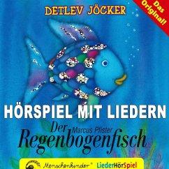 Der Regenbogenfisch (MP3-Download) - Pfister, Marcus; Jöcker, Detlev
