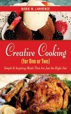 Creative Cooking for One or Two (eBook, ePUB)
