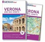 MERIAN live! Reiseführer Verona und das Veneto (Mängelexemplar)