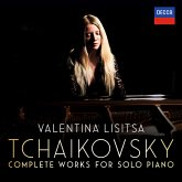 Tchaikowsky-Complete Works For Solo Piano