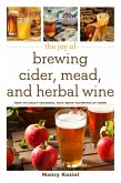 The Joy of Brewing Cider, Mead, and Herbal Wine (eBook, ePUB)
