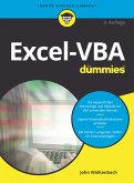Excel-VBA für Dummies (eBook, ePUB)