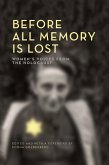 Before All Memory is Lost (eBook, ePUB)