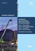 Handbuch Spezialtiefbau: Gesamtausgabe (eBook, PDF)
