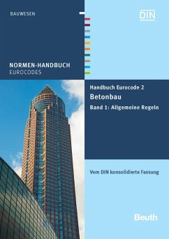 Handbuch Eurocode 2 - Betonbau (eBook, PDF)