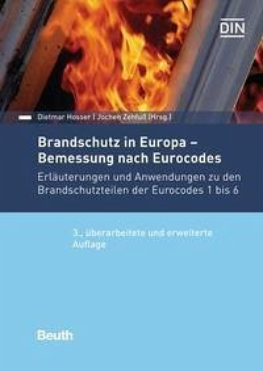 Brandschutz in Europa - Bemessung nach Eurocodes (eBook, PDF)