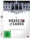 House of Cards - Die komplette Serie DVD-Box
