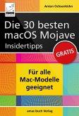 Die 30 besten macOS Mojave Insidertipps (eBook, ePUB)