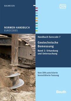 Handbuch Eurocode 7 - Geotechnische Bemessung (eBook, PDF)