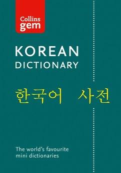 Collins Korean Gem Dictionary - Collins Dictionaries