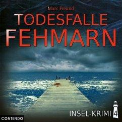 Insel-Krimi - Todesfalle Fehmarn, 1 Audio-CD - Freund, Marc