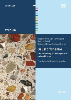 Baustoffchemie (eBook, PDF) - Henning, Otto; Knöfel, Dietbert; Stephan, Dietmar
