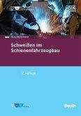 Schweißen im Schienenfahrzeugbau (eBook, PDF)