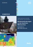 Mindestanforderungen an den baulichen Wärmeschutz (eBook, PDF)