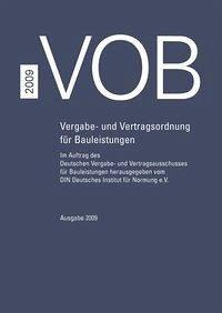 VOB 2009 (eBook, PDF)