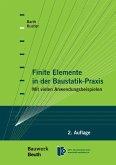 Finite Elemente in der Baustatik-Praxis (eBook, PDF)