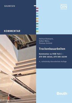 Trockenbauarbeiten (eBook, PDF) - Bramann, Helmut; Mänz, Volker; Schmid, Thomas