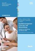 Qualitätsmanagement in der Aus- und Weiterbildung (eBook, PDF)