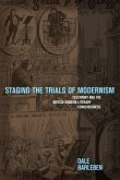Staging the Trials of Modernism (eBook, PDF)