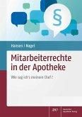 Mitarbeiterrechte in der Apotheke (eBook, PDF)