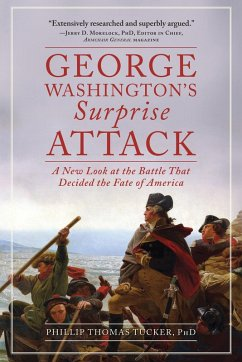 George Washington's Surprise Attack (eBook, ePUB) - Tucker, Phillip Thomas