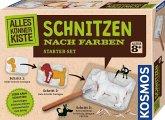 Bastelbox Schnitzen nach Farben (Alles Könner Kiste)