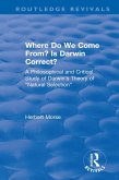 Where Do We Come From? Is Darwin Correct? (eBook, ePUB)