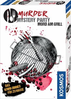 Murder Mystery Party - Mord am Grill (Spiel)
