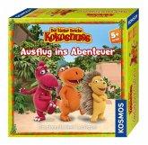 KOSMOS 697938 - Der kleine Drache Kokosnuss, Ausflug ins Abenteuer, Kinderspiel, Reisespiel
