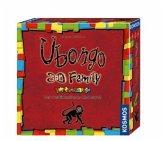 KOSMOS 694258 - Ubongo 3-D Family, Der Action- und Knobelspaß, 3D Brettspiel