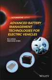 Advanced Battery Management Technologies for Electric Vehicles (eBook, ePUB)