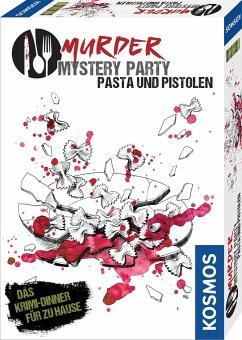 Murder Mystery Party - Pasta und Pistolen (Spiel)