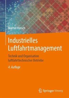Industrielles Luftfahrtmanagement - Hinsch, Martin
