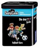 KOSMOS 68862 - StoryCards - Die drei ??? Kids Fußball-Stars, Kartenspiel, Familienspiel