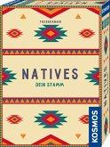 KOSMOS 695033 - Natives, Dein Stamm, Brettspiel, Kartenspiel