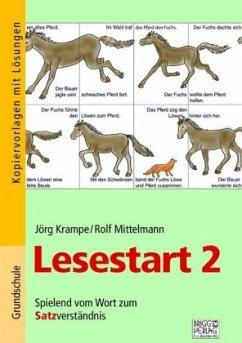 Lesestart 2 - Krampe, Jörg; Mittelmann, Rolf