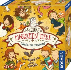 Die Schule der magischen Tiere - Nicht zu fassen (Kinderspiel)
