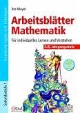 Arbeitsblätter Mathematik 5./6. Klasse