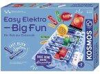 KOSMOS 620554 - Easy Elektro, Big Fun, Experimentierkasten, Töne, Lautsprecher, Schaltungen