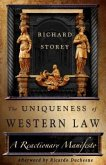 The Uniqueness of Western Law (eBook, ePUB)