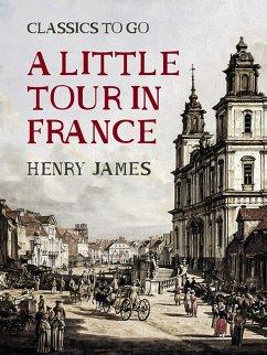 A Little Tour in France (eBook, ePUB)