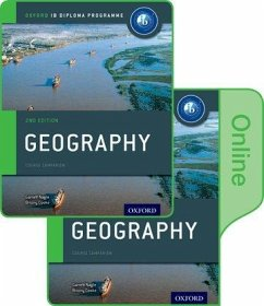 IB Geography Print and Online Course Book Pack: Oxford IB Diploma Programme - Nagle, Garrett; Cooke, Briony