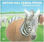 Anton das Zebra-Pferd (Mängelexemplar)