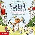 Die ganz und gar heldenhafte Suche nach den drei Siegeln / Snöfrid aus dem Wiesental Bd.4 (MP3-Download)