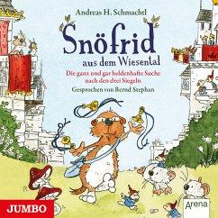 Die ganz und gar heldenhafte Suche nach den drei Siegeln / Snöfrid aus dem Wiesental Bd.4 (MP3-Download) - Schmachtl, Andreas H.