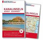 MERIAN live! Reiseführer Kanalinseln Jersey Guernsey (Mängelexemplar)